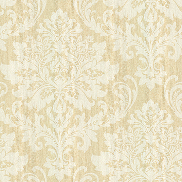 natural material Russian flowers wallcovering