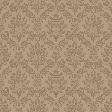 classic flowers wallcovering for project