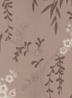 Chinese style wallcovering for room decoration